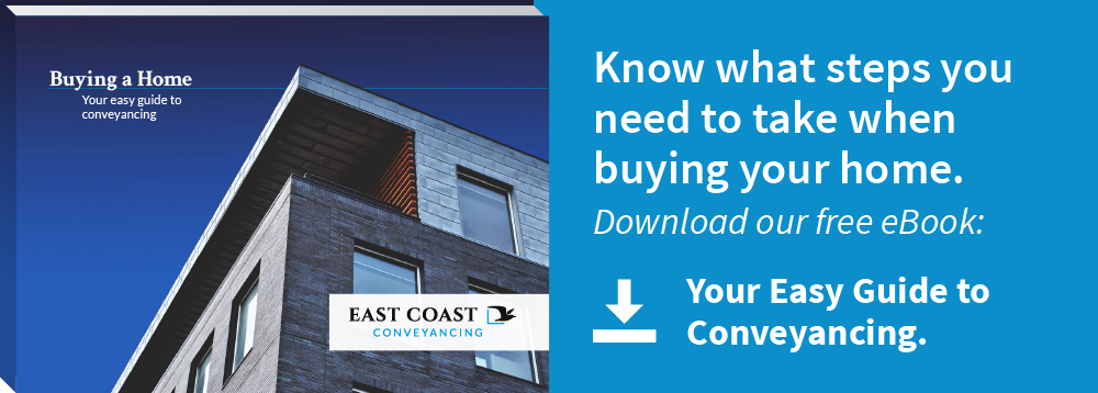 Your easy guide to conveyancing