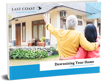 Downsizing your home; selling and downsizing tips for Seniors