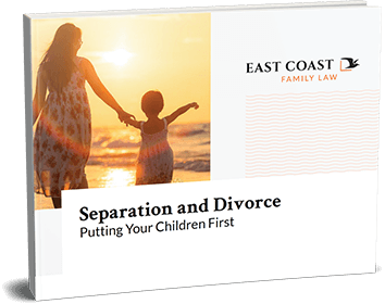 Separation and Divorce: Putting your Children First