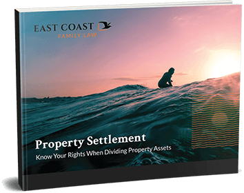Property settlement; Know your rights when dividing property assets